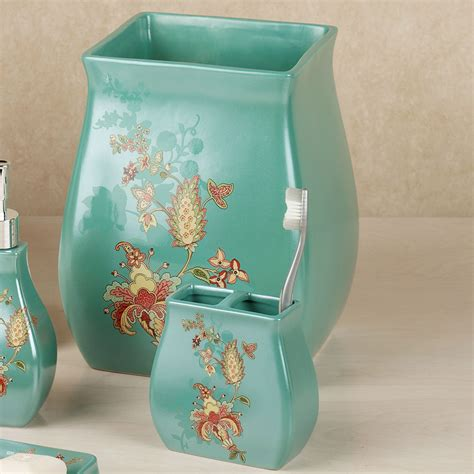 turquoise bathroom accessories advice for your home