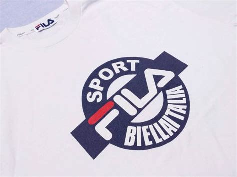 Fila T Shirt Biella 17 best images about fila on mens jumpers