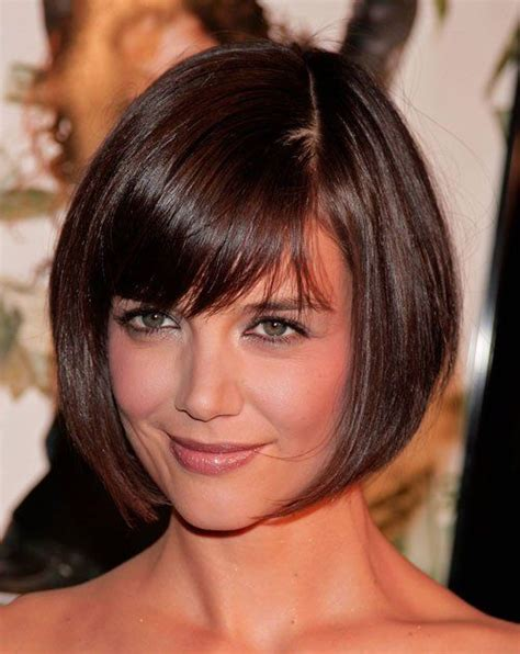 cute chin length haircuts for round faces trendy haircuts with bangs for round face hairstyles