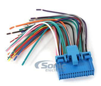metra 71 1817 met 711817 wiring harness for select 1985