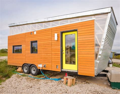 Tiny Home Airbnb | kinetohaus plans and texas airbnb rental tiny house blog