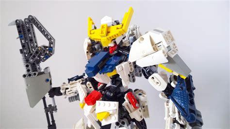 Mainan Lego Gundam 1 lego ideas lego gundam barbatos asw g 08 mobile suit