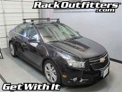 2012 Chevy Cruze Roof Rack rack outfitters 2012 chevrolet cruze thule aeroblade roof