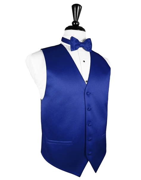 Blue Vest royal blue black and white tux royal blue quot premier