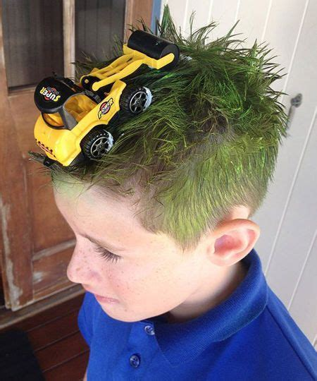 crazy hairstyles at home 24 best crazy hair for boys images on pinterest crazy