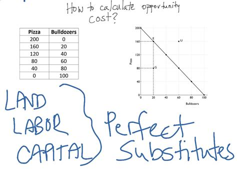 Mba Opportunity Cost Calculator by How To Calculate Opportunity Cost Economics
