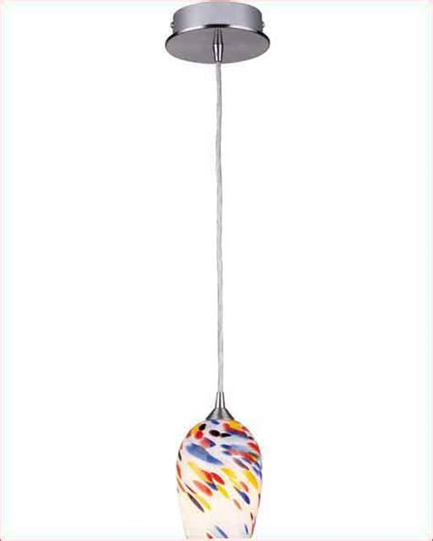 colored glass table ls lite source mixed colored glass shade sabella pendant l