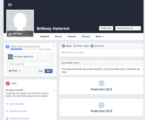 biography for facebook profile great facebook bio template pictures inspiration resume