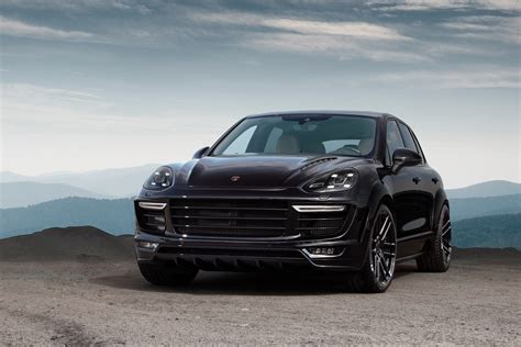 porsche cayenne all black porsche cayenne gt 2015 black on black topcar