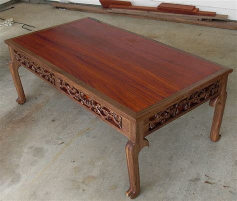 fine woodworking contest build  small table   chance