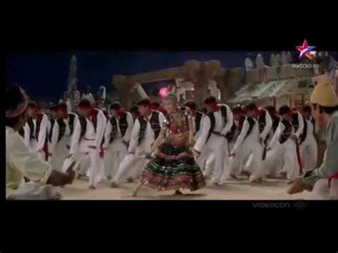 film china gate chamma chamma chamma chamma baje re hd old full movie song china gate