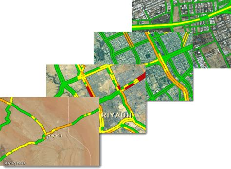 arcmap layout zoom consuming the traffic service using arcmap help arcgis