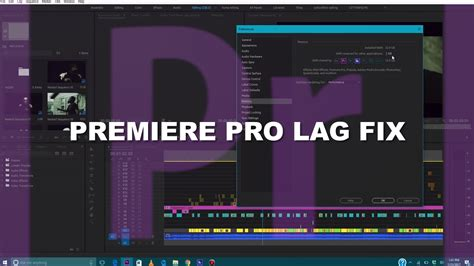 adobe premiere pro youtube how to stop lagging in adobe premiere pro cc youtube
