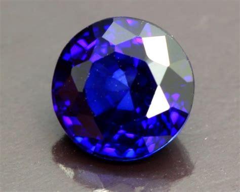 blue sapphire oval cut 2 05ct treasurion com 1 05ct natural royal blue sapphire round cut