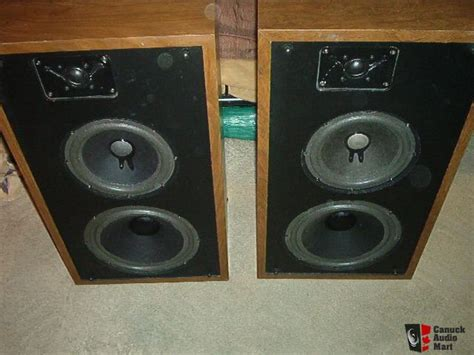 Speaker Subwoofer Advance Advance Speaker Korp A Ii A 2 Loudspeakers Speakers Bookshelf Photo 1354903 Canuck