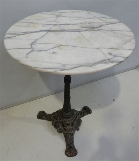 French Marble Bistro Table Home Design Ideas And Pictures