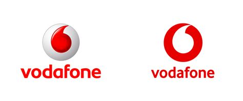 vodafone mobile brand brand new new logo for vodafone by brand union
