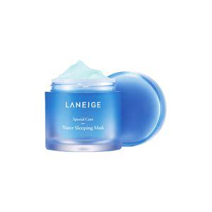 Harga Laneige Water Sleeping Mask Untuk Jerawat 30 merk masker pemutih wajah alami terbaik dan harganya