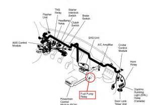 1999 mazda 626 fuel relay location 1999 get free
