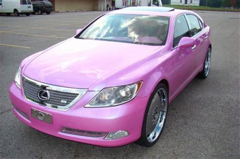 lexus pink lexus lex lexusboy doivent aimer la couleur blog