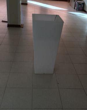 vasi in plastica bianchi vasi bianchi in plastica simil pietra posot class