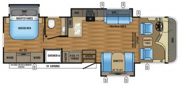 Motorhome Floor Plans Class A by 2017 Precept Class A Motorhome Floorplans Amp Prices Jayco