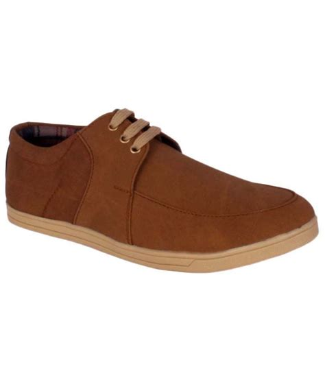 george shoes george adam brown casual shoes price in india buy george