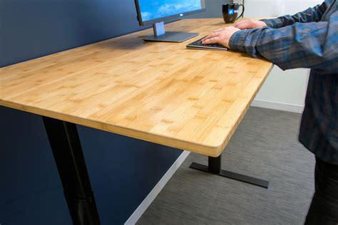 Terra Standing Desk by Nextdesk Terra Standing Desk Review Digital Trends