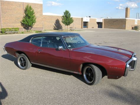 auto air conditioning repair 1991 pontiac lemans transmission control 1969 pontiac lemans red vinyl top v8 engine th350 automatic trans for sale in livonia
