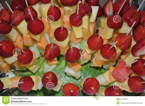 Decoration De Salade De Fruits by Decoration Fruit Ananas
