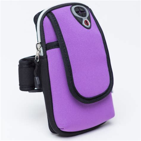 Waterproof Bag For Smartphone 45 6 Inch waterproof sports running arm band holder pouch for