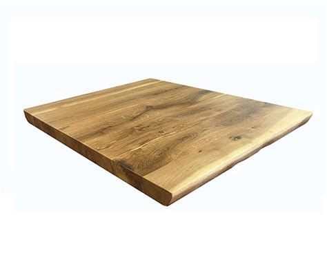 live edge table top live edge finish plank oak table top 2inch