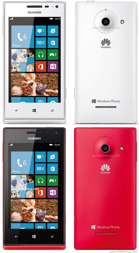 Hp Huawei W1 huawei ascend w1 pictures official photos
