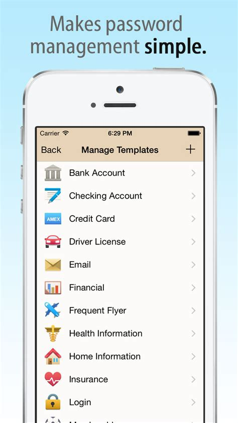 Keepass Template Credit Card Iphone App News And Reviews Appadvice