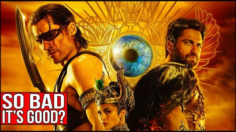 how awful is gods of egypt so bad it s good ommr youtube