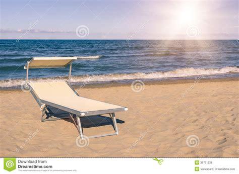si鑒e de plage pliant lit pliant 224 la plage 233 t 233 de rimini italie photos