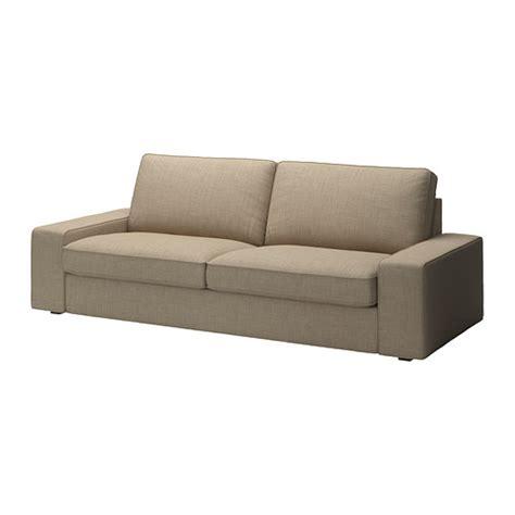 kivik sofa cover isunda beige ikea
