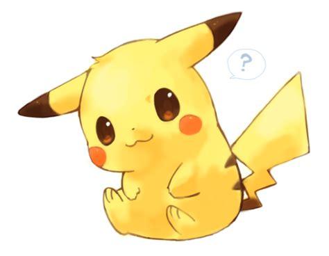 imagenes kawaiis de picachu 161 el pikachu m 225 s kawaii