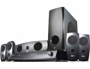 lg lht854 home theater system user manual