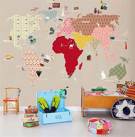 Ideas Para Decorar Con Mapas Everyday Un Rato Tumblr Room Decor Diy Ideas