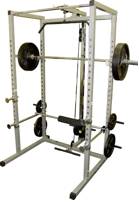Bd 7 Power Rack by Power Rack With Lat Pull Valor Athletics Bd 7