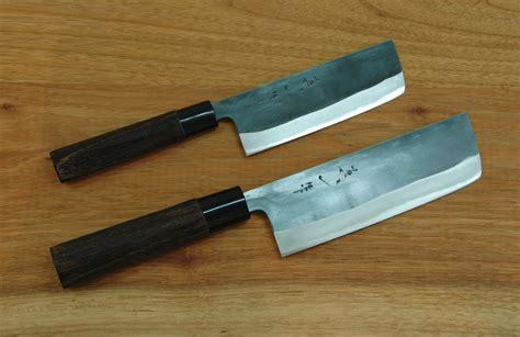 Uses Of Kitchen Knives japanese vegetable knife kurouchi nakkiri knife 120mm 150mm