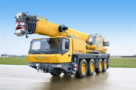 crane mobile grove gmk 4100 100t all terrain mobile crane newcastle