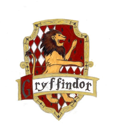 gryffindor house gryffindor house crest by thefantasizer04 on deviantart
