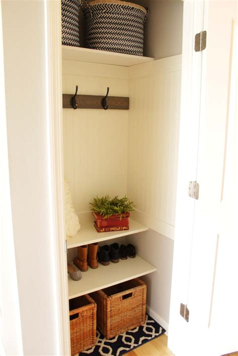 front entrance closet ideas 18 coat closet organization tricks for busy families