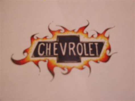 chevy symbol tattoo designs chevy emblem tattoos autos post