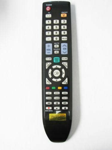 2 samsung tv remote conflict samsung tv remote bn59 ebay
