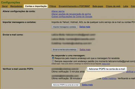 porta pop gmail cutedrop 187 importando outras contas no gmail