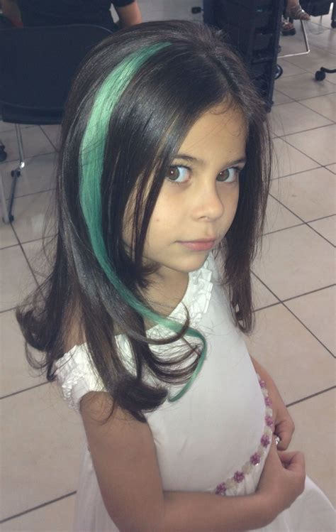 colored hair extensions colored hair extensions for kid with style