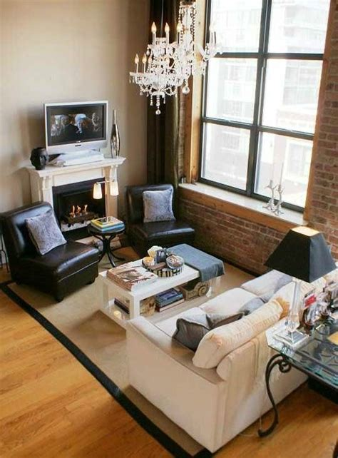10 Tips For A Small Living Room Decoholic Small Space Living Room Furniture